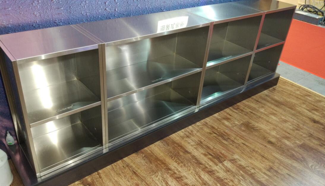 博大爱家不锈钢厨柜-博大爱家304不锈钢新品橱柜