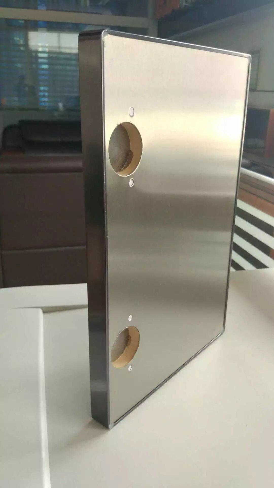 博大爱家不锈钢厨柜-不锈钢高分子门板