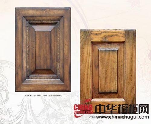 康林橱柜门板-欧式做旧风格