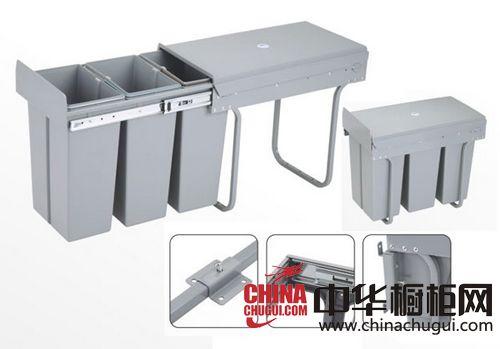 舜达垃圾桶-厨房垃圾桶SHUNDA-N001