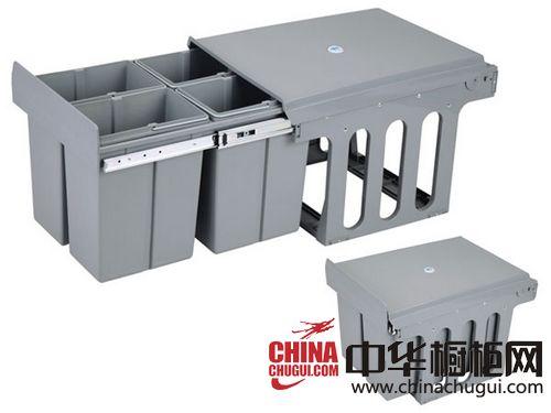 舜达垃圾桶-厨房垃圾桶SHUNDA-004