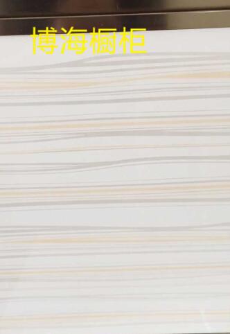 博海橱柜-整体橱柜案例-07条纹图案