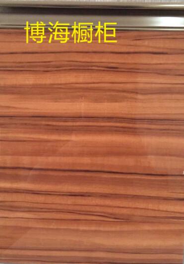 博海橱柜-整体橱柜案例-09原木条纹