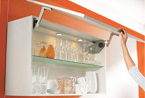 欧卡罗橱柜-欧卡罗厨柜厨房五金系列—上翻系列