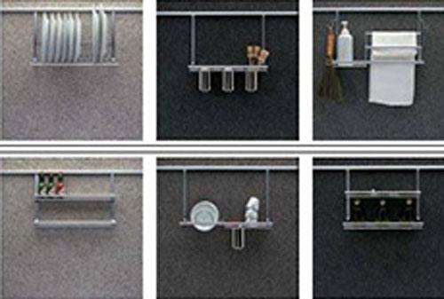 欧卡罗橱柜-欧卡罗厨柜厨房五金系列—挂件/调味架