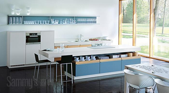 森美厨柜 整体厨房