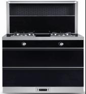 kopno科普诺-科普诺KPN-A22侧吸式一体无烟集成灶自动清洗烟灶消套装高