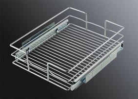 美厨仕五金-炉台拉篮系列 ML018